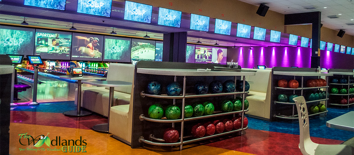 Main Event Bowling Billiards Arcade Woodlands