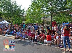 July 4th Parade The Woodlands Texas