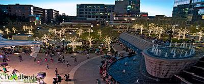 Waterway Nights live music events The Woodlands Texas