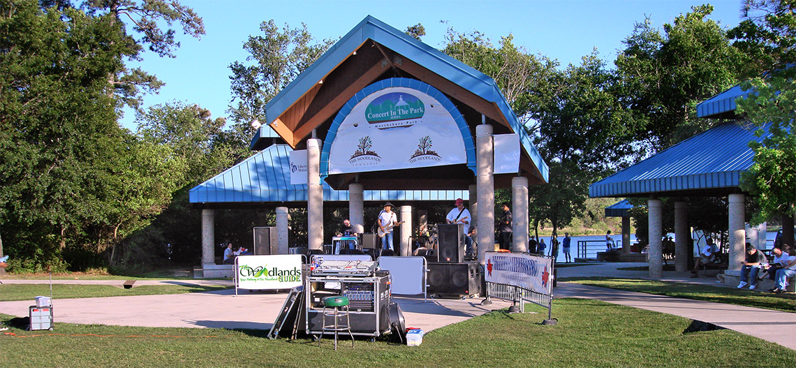 Concerts Northshore Park Panther Creek