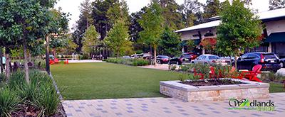 Creekside Village Green in Creekside Park