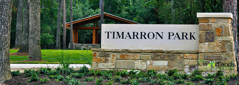 Timarron Park Creekside Village The Woodlands