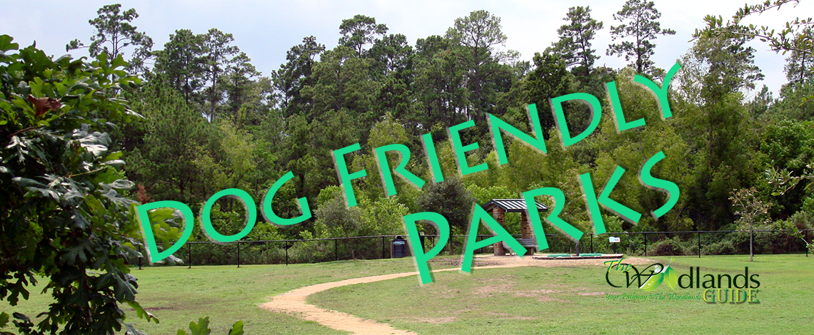 Dog Friendly Parks The Woodlands
