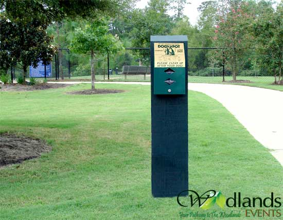 The Woodlands Dog Parks