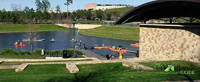 Kayak Rentals The Woodlands Texas