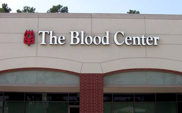 The Woodlands Texas Blood Center
