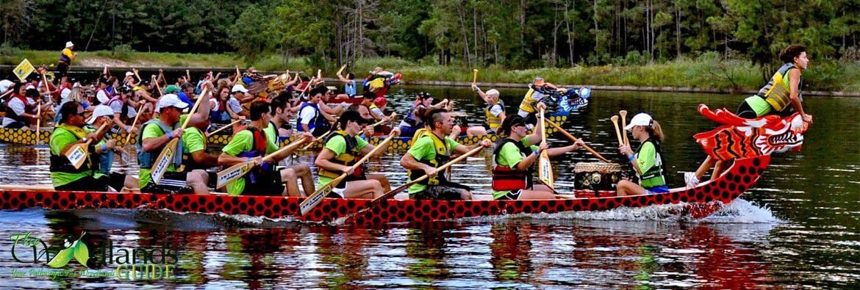 Lake Woodlands Boat Races