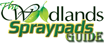 Spray Pad Guide The Woodlands Texas