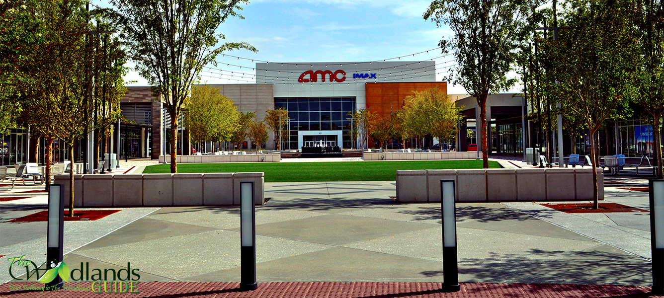 AMC Theater The Woodlands