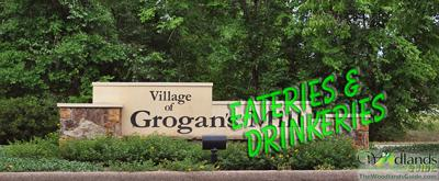 Grogan's Mill Restaurant Guide in The Woodlands