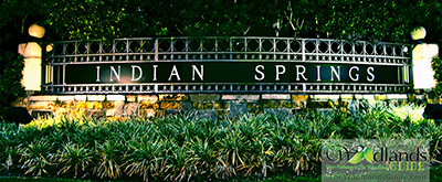 The Woodlands Village Guide Indian Springs