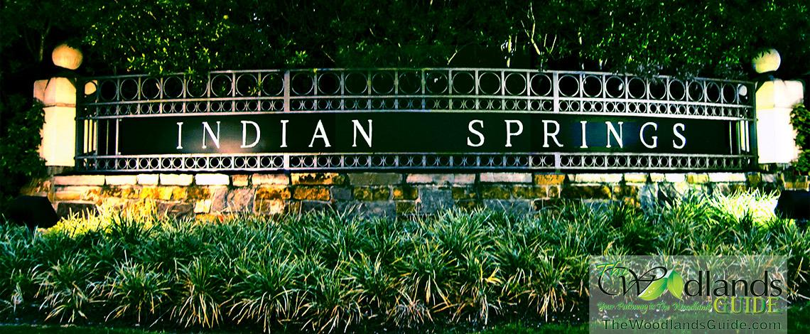 The Woodlands Village of Indian Springs
