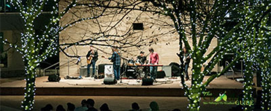 The Woodlands Township Music Events
