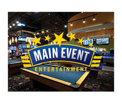 Main Event Bowling Billiards Arcade