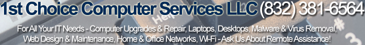 The Woodlands Texas Computer Support Services