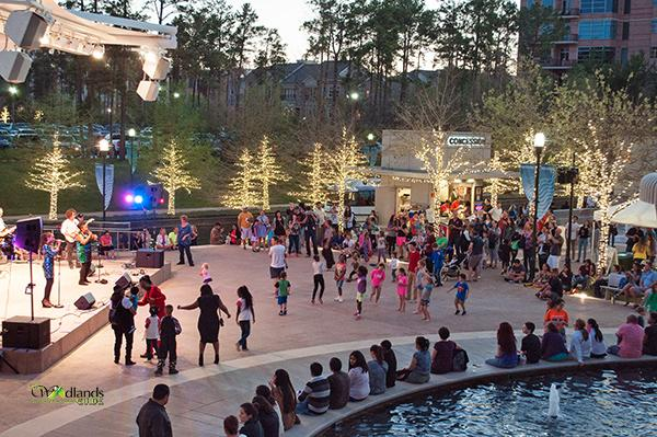 Live Music Events in The Woodlands