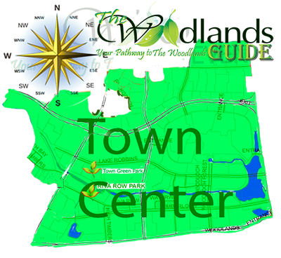 The Woodlands Town Center