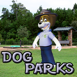 The Woodlands Texas Dog Park Locations