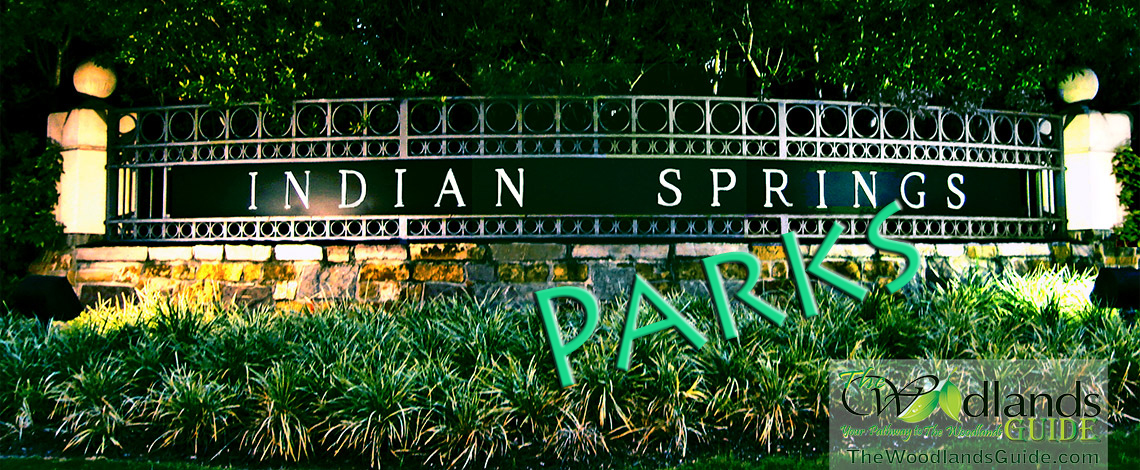 Public Parks Village Indian Springs