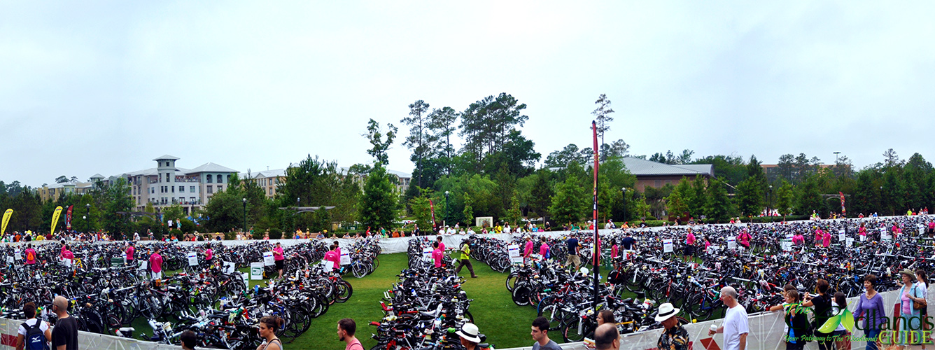 Texas Ironman The Woodlands