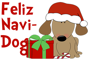 Canine Christmas Contest