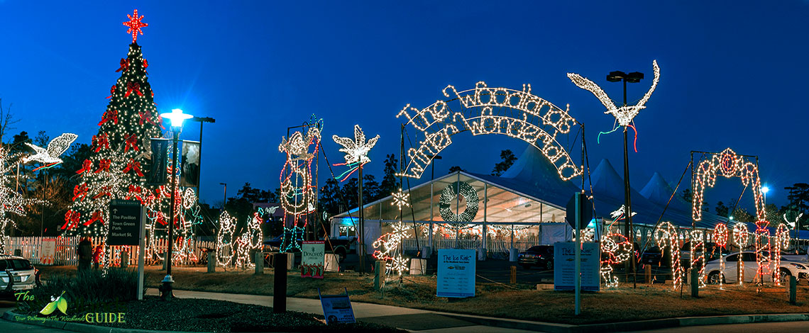 Winter Holiday Events The Woodlands Texas