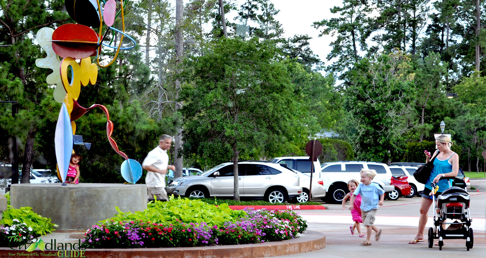 Where To Go In The Woodlands
