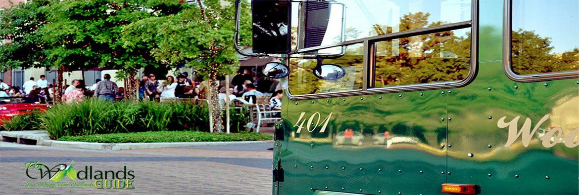 The Woodlands Complimentary Bus Service