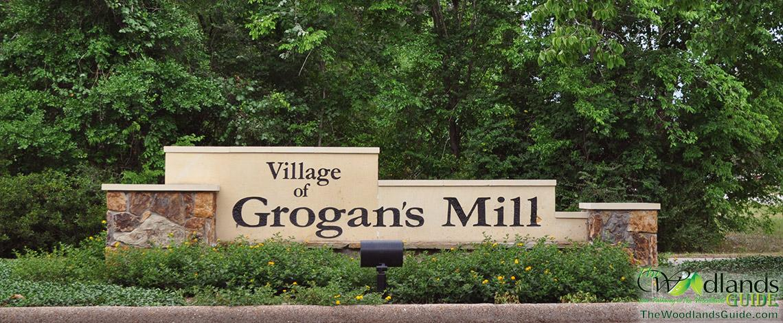 Grogan's Mill Village
