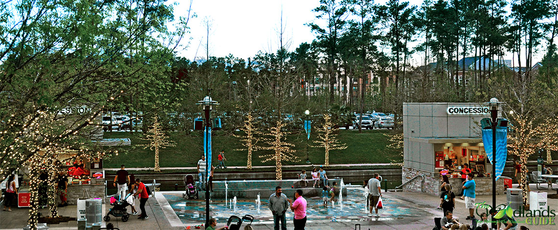 Splash Pad Waterway Square