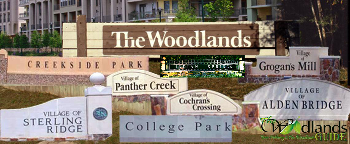 The Woodlands Texas Neighborhood Guide