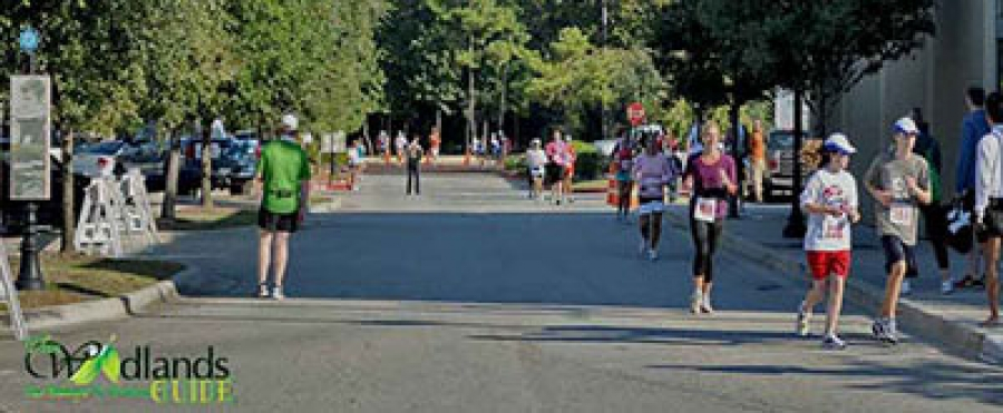 The Woodlands 5K Marathon